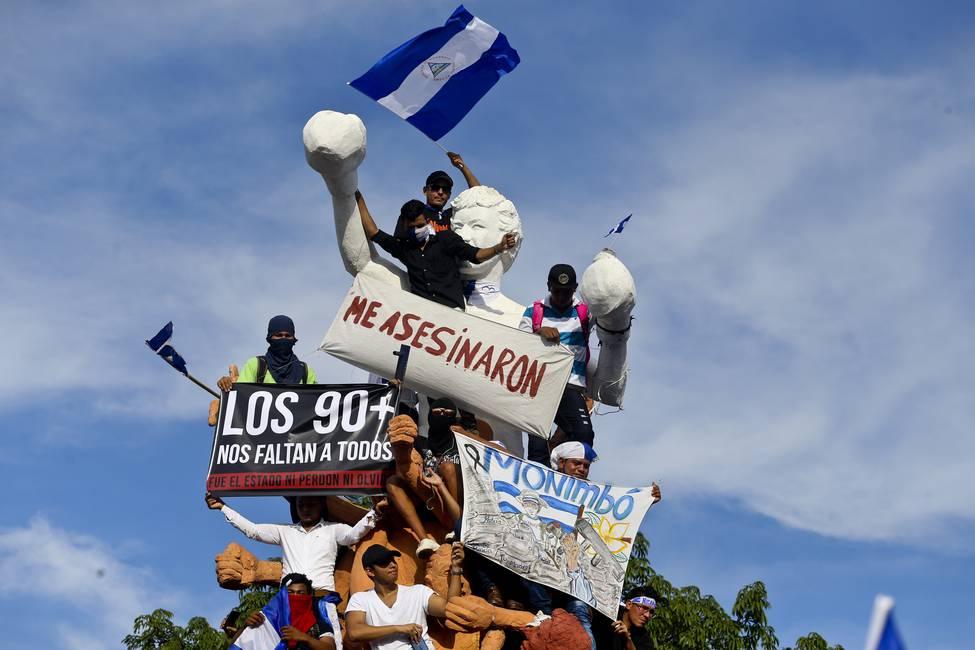 Nicaragua ante el horror de la represión desenfrenada