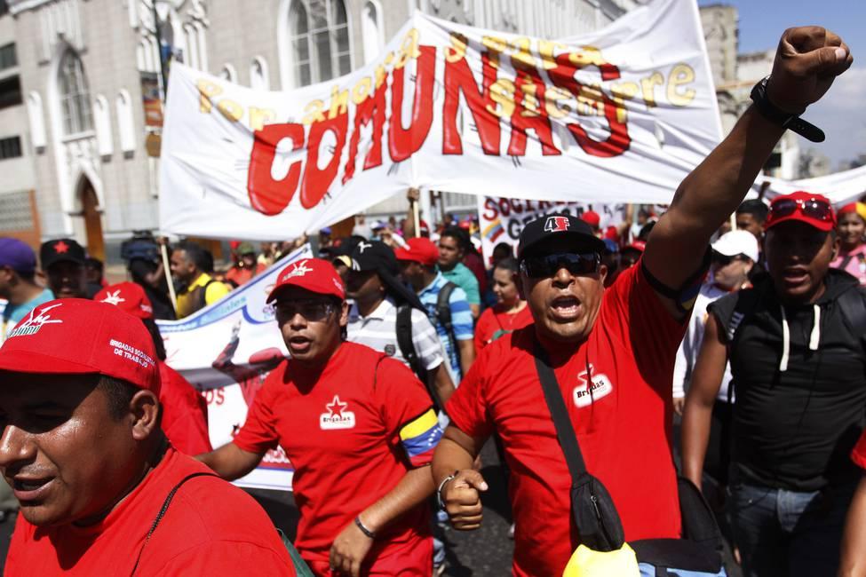 Socialismo y comunas en Venezuela
