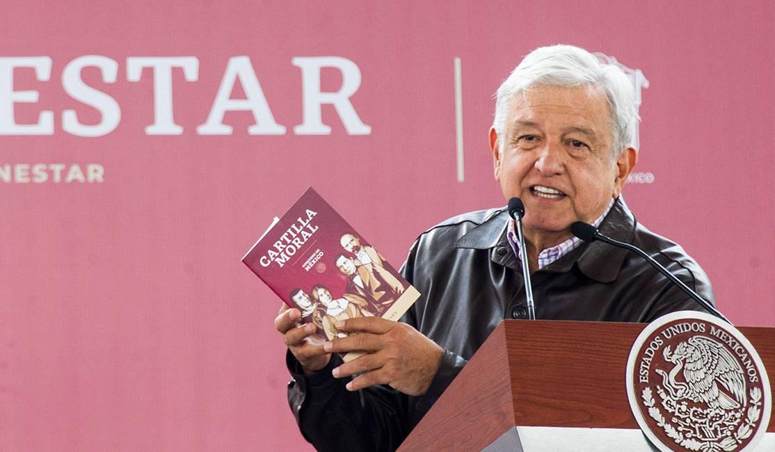 López Obrador: ¿un liberal con moral cristiana?  Apuntes sobre la «Cartilla moral»