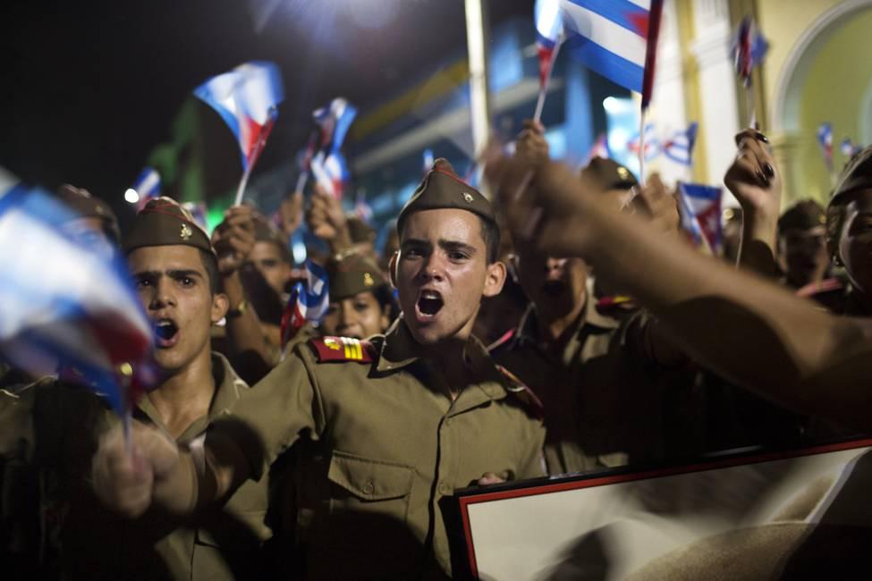 De militares a gerentes Las Fuerzas Armadas Revolucionarias en Cuba
