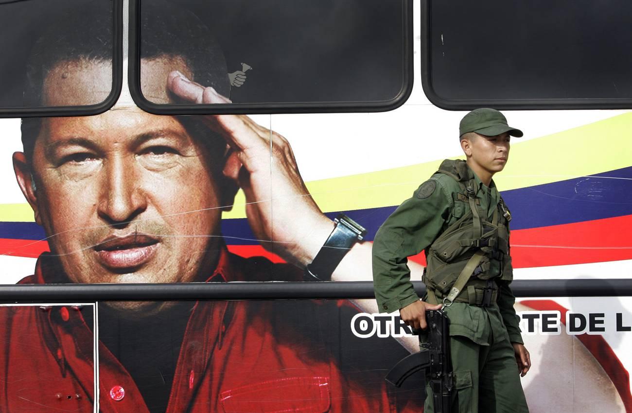Los operativos militarizados en la era post-Chávez   Del punitivismo carcelario a la matanza sistemática