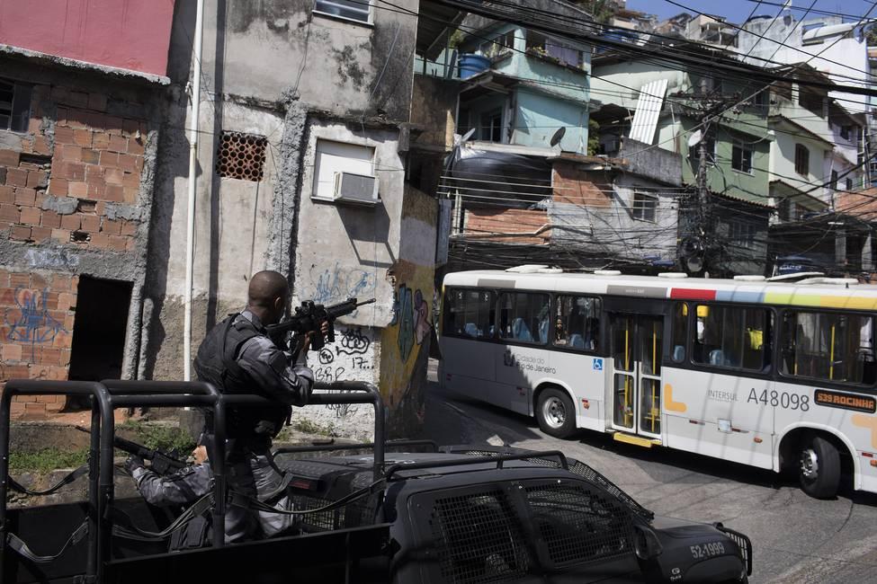 El motor de la violencia en Brasil