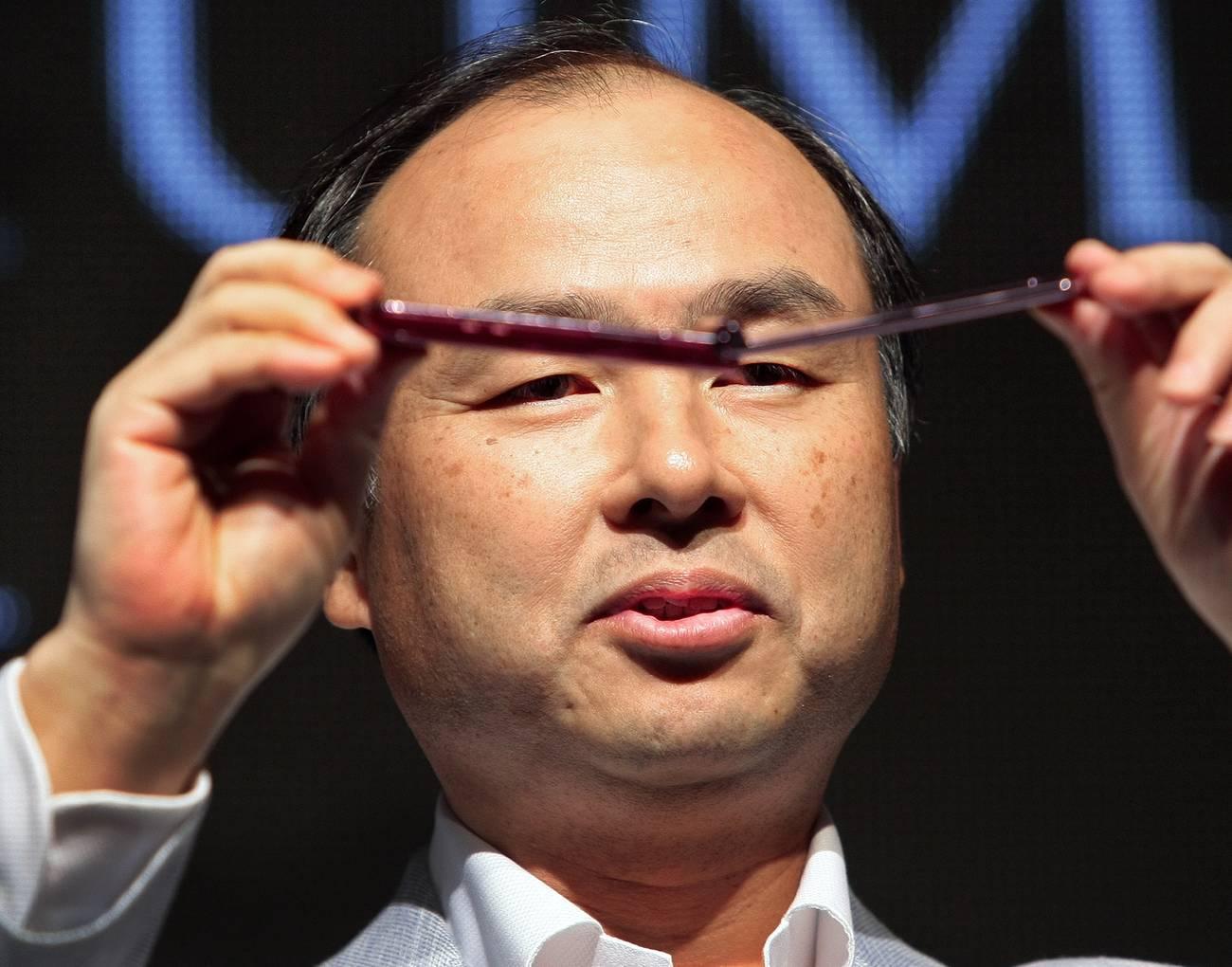 El vendedor de burbujas capitalistas  ¿Quién es y qué personifica Masayoshi Son?