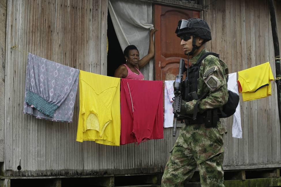 Un polvorín de violencia y miseria en Colombia