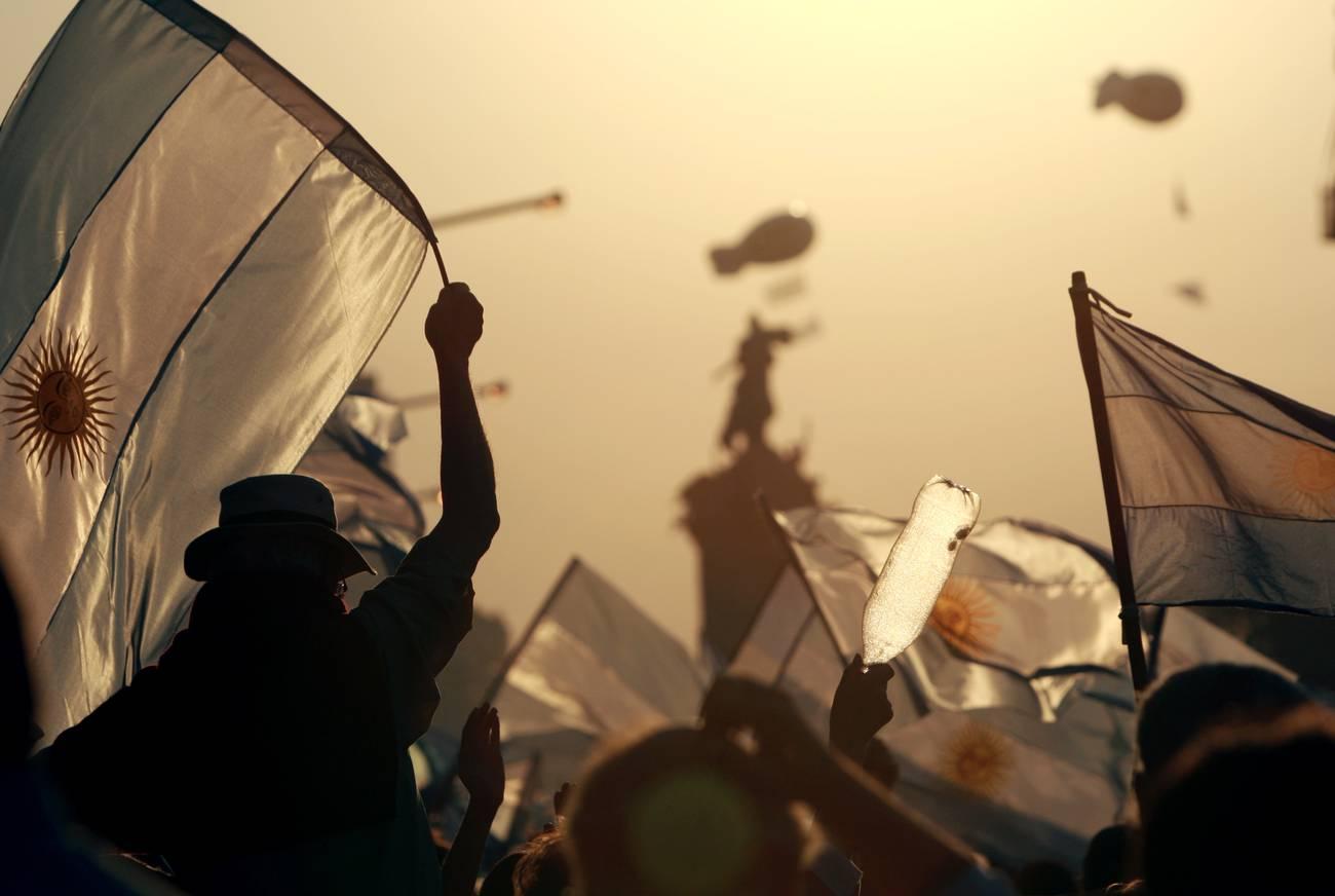 El voto argentino