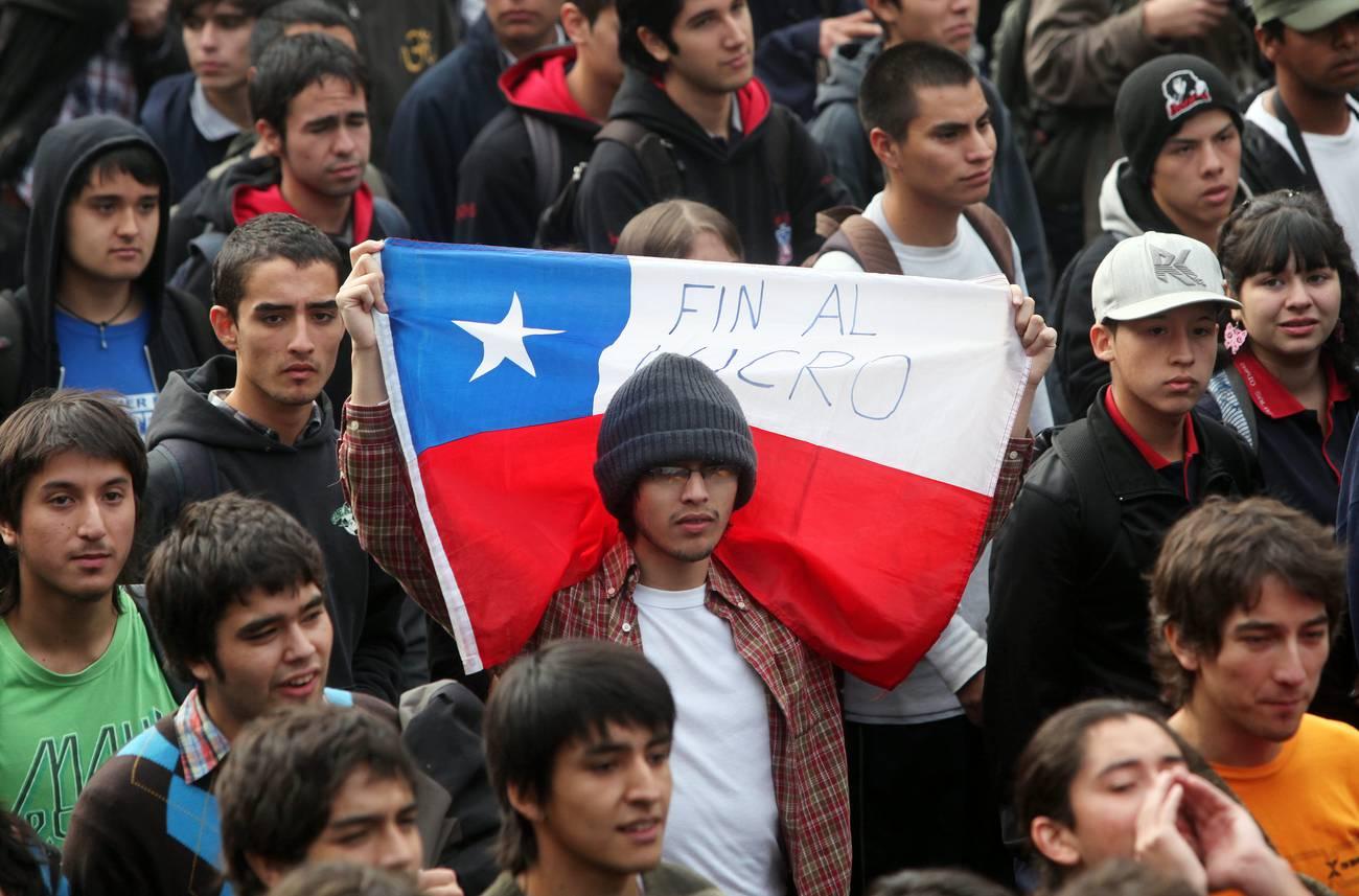 «Revolución Democrática pretende enfrentar la desafección de los ciudadanos por la vida política»  Entrevista a Mario Pino
