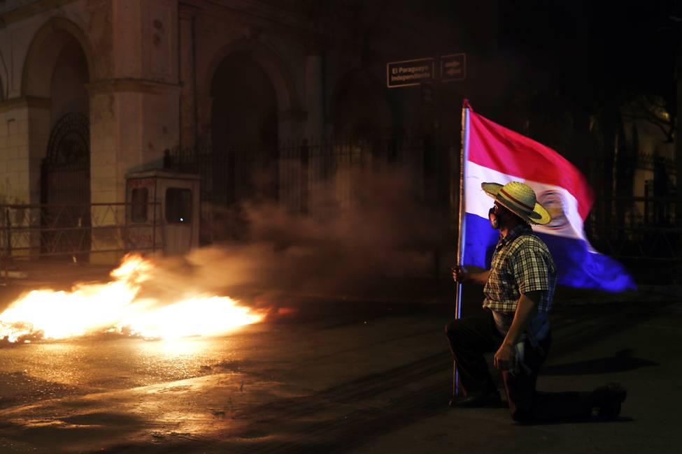 ¿Se apagó el fuego del «marzo paraguayo»?