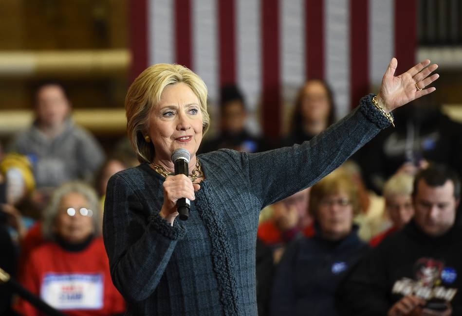 «Un cambio en el que pueda creer»  Una revisión de los antecedentes políticos de Hillary Clinton