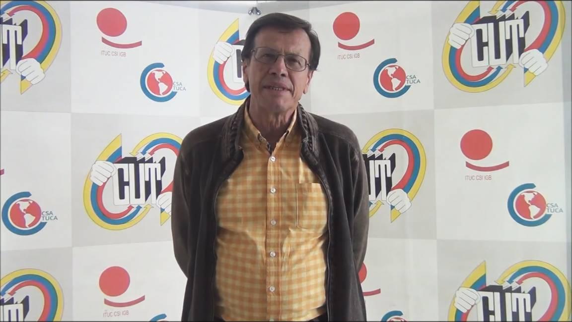 ¿Qué opina el sindicalismo colombiano de las próximas elecciones?  Entrevista a Fabio Arias