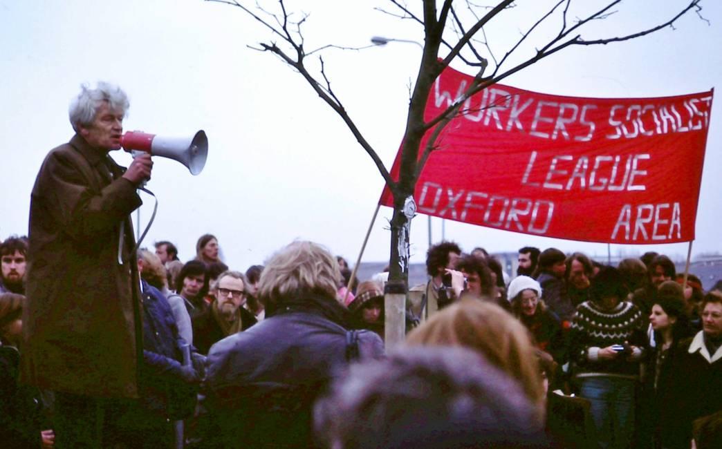 La política de la «historia desde abajo»  Edward P. Thompson historiador, activista y polemista