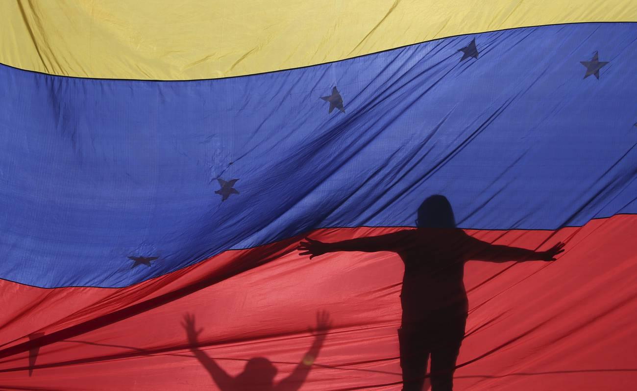 Espejismos de la crisis venezolana  Entrevista a Marc Saint-Upéry