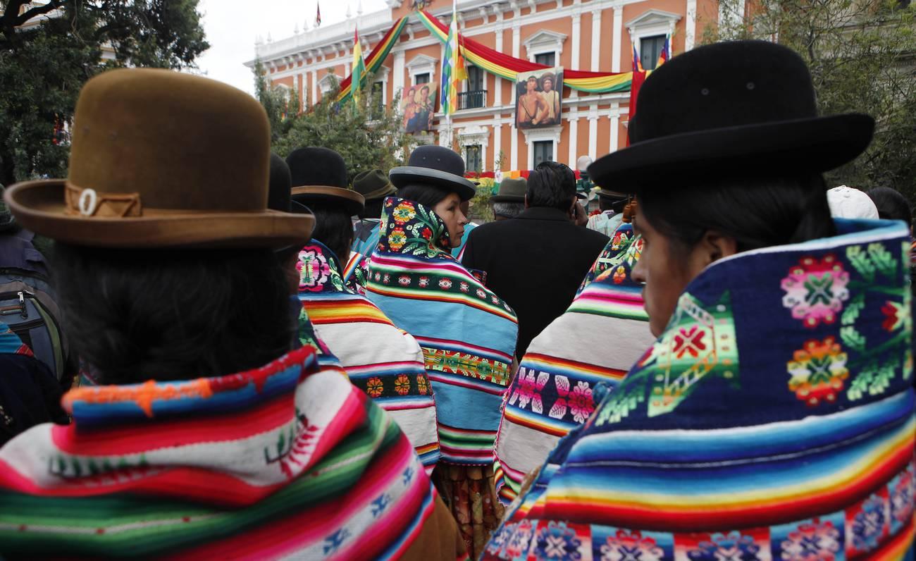 Bolivia: el Estado plurinacional en disputa