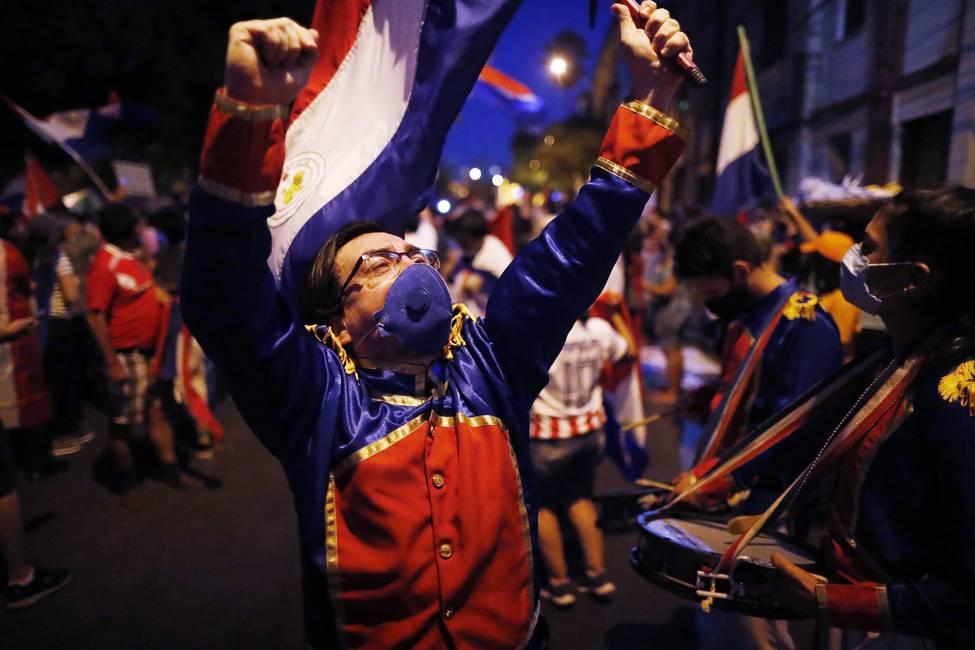 El nuevo «marzo» que agita Paraguay