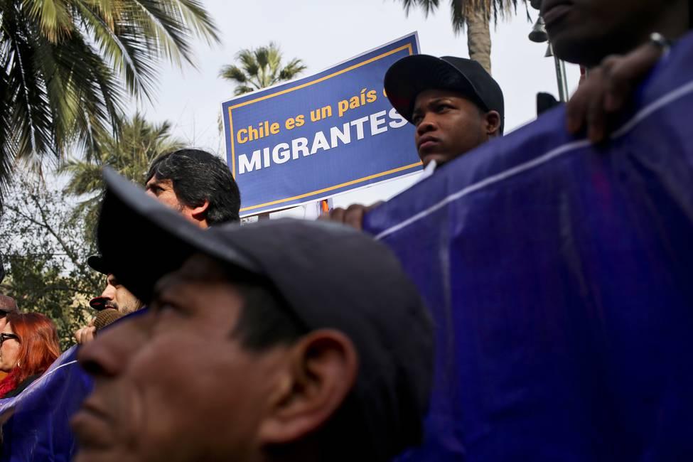 ¿Por qué el gobierno chileno rechazó el Pacto Mundial de Migraciones?