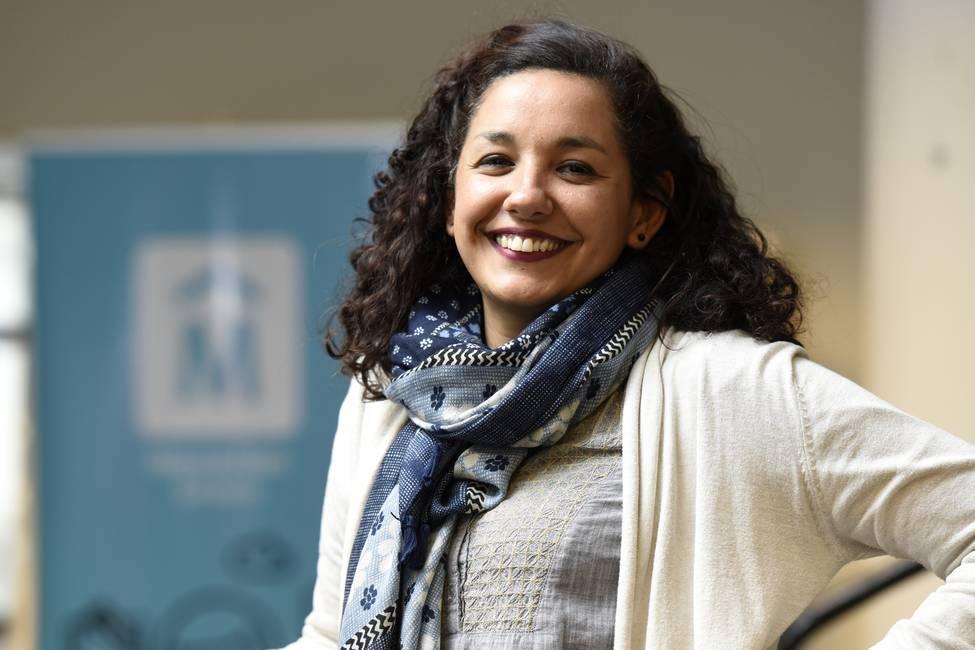 La irreverencia de decir lo que una siente  Entrevista a Patricia González Viñoly