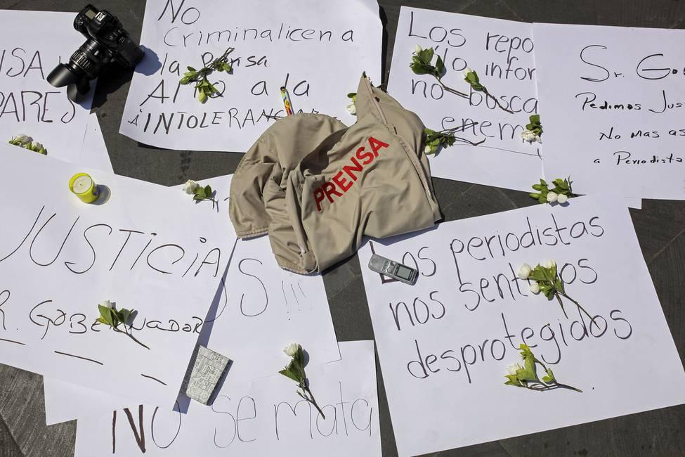 México: la prensa bajo amenaza