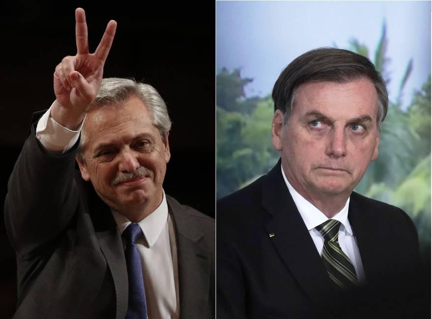 ¿El final de una alianza estratégica?  Brasil y Argentina ante la colisión ideológica