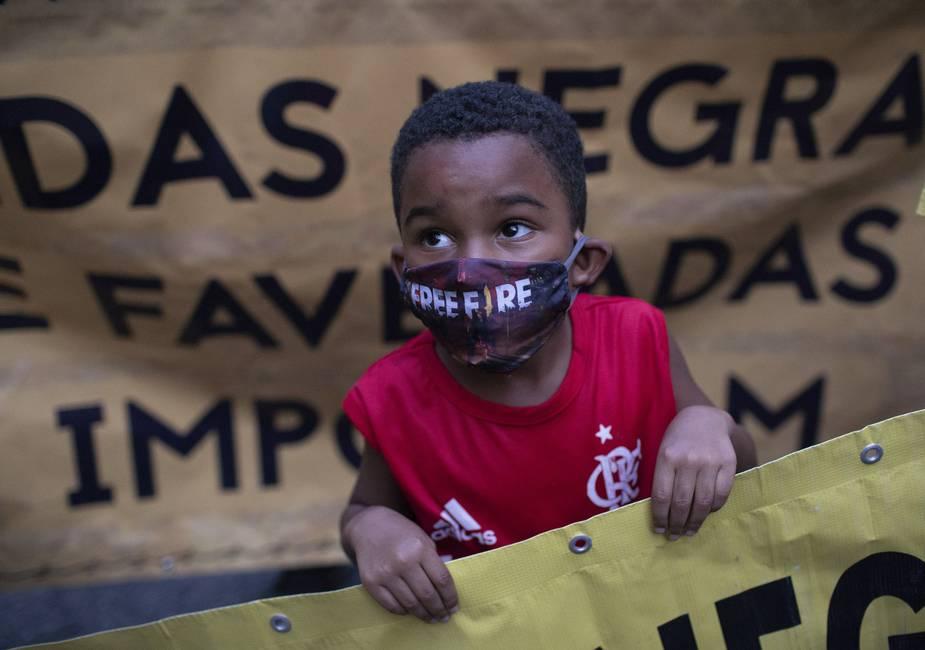 El racismo también mata en Brasil