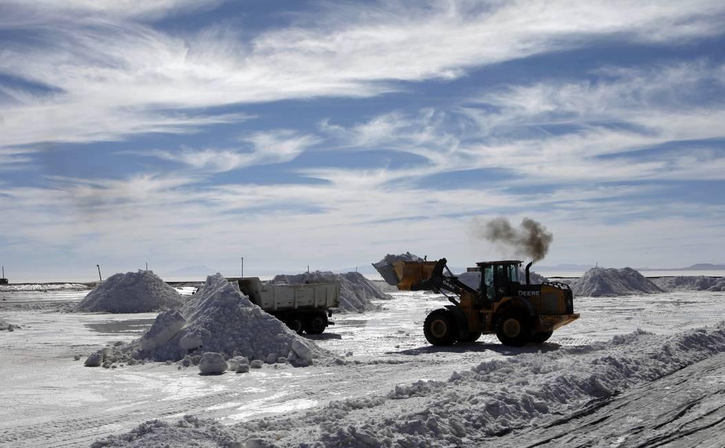 América Latina y su «oro blanco»  ¿Qué hacer con el litio?