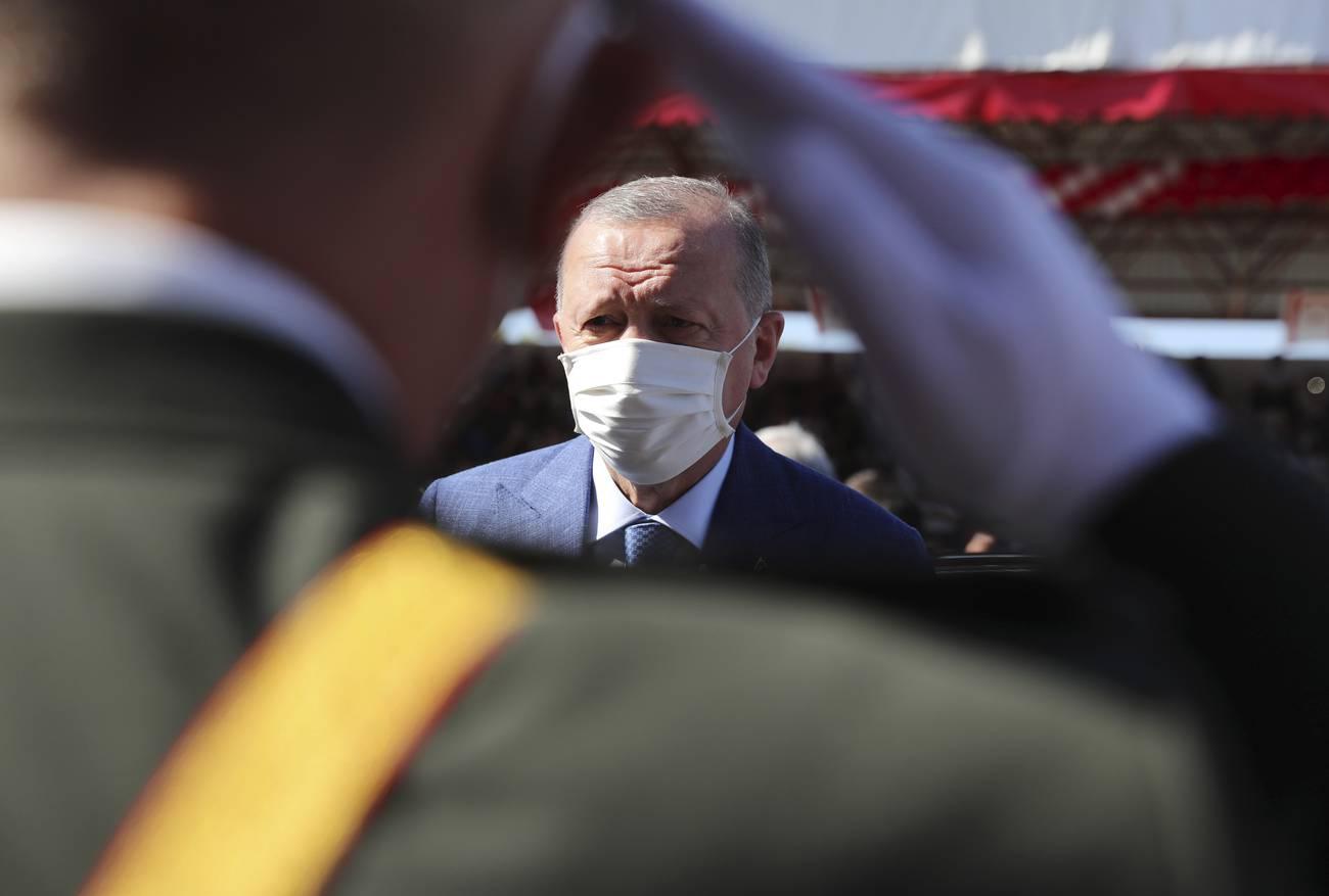 La Turquía de Erdoğan: un autoritarismo electivo y autocrático