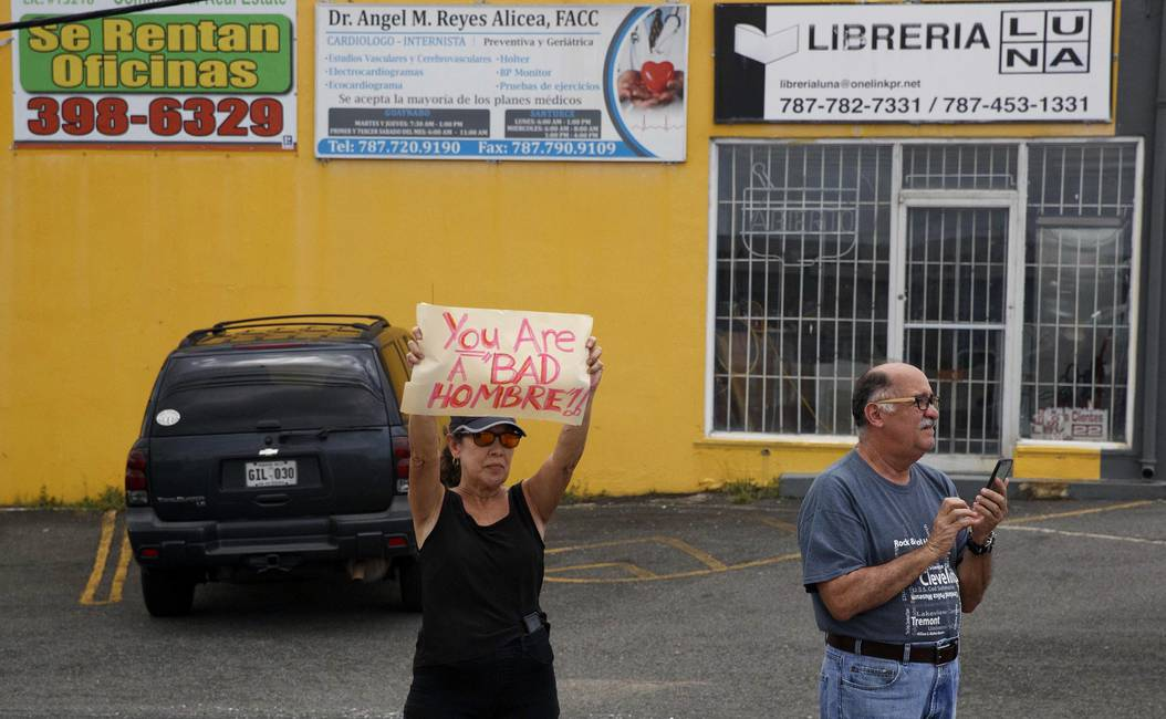 Puerto Rico desaparece cada vez mejor