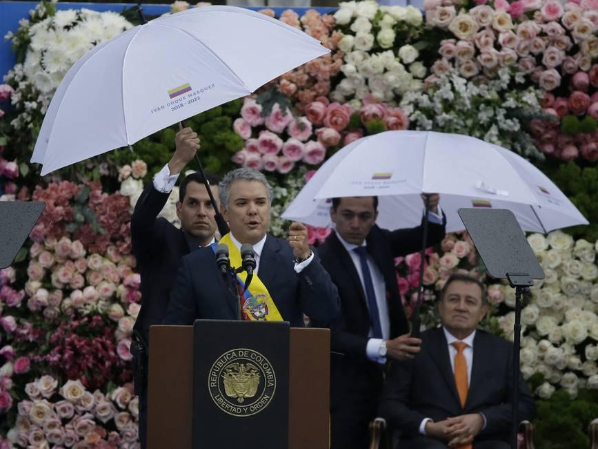 Colombia: los malabares de Iván Duque