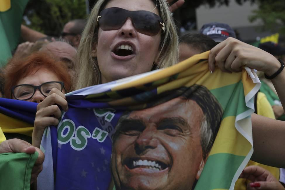 Los tres votos a Bolsonaro