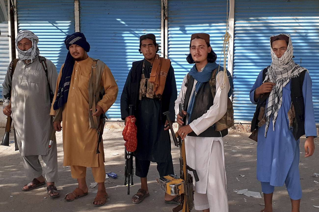 En Afganistán, el futuro ya estaba escrito