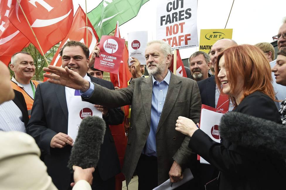 «La elección de Sadiq Khan no fue gracias a Corbyn sino a pesar de él»  Entrevista a Ulrich Storck