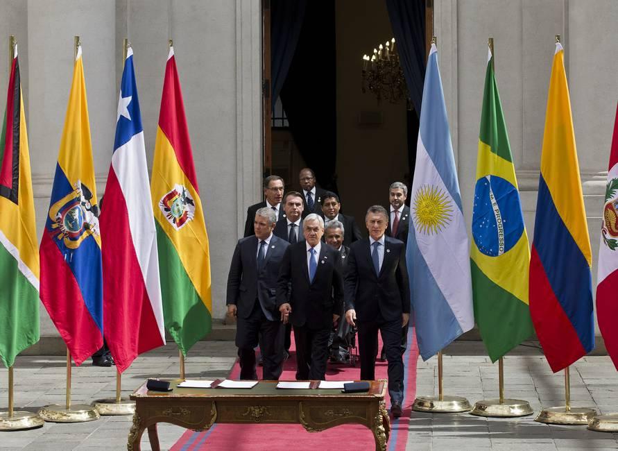 Prosur: el último Frankenstein de la integración sudamericana