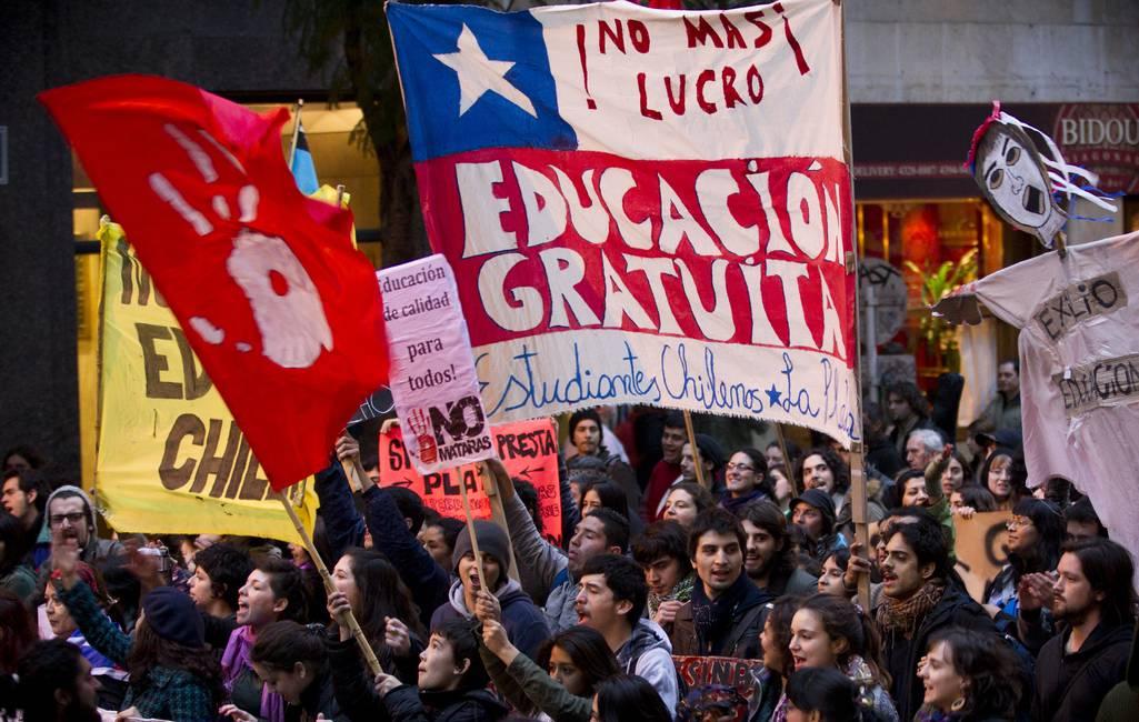 «No somos hijos de la democracia, sino nietos de la dictadura»  El movimiento estudiantil chileno en 2011 y después