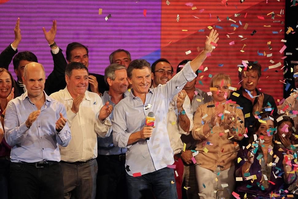 «Meterse en política»: la construcción de PRO y la renovación de la centroderecha argentina