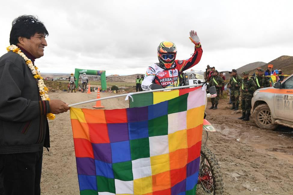 «Paradójicamente, la única posibilidad de unificación de fuerzas opositoras es la presencia de Evo Morales como candidato»