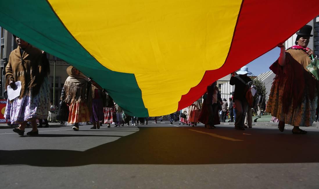 Bolivia: ¿la transición democrática con la Agenda 21F?
