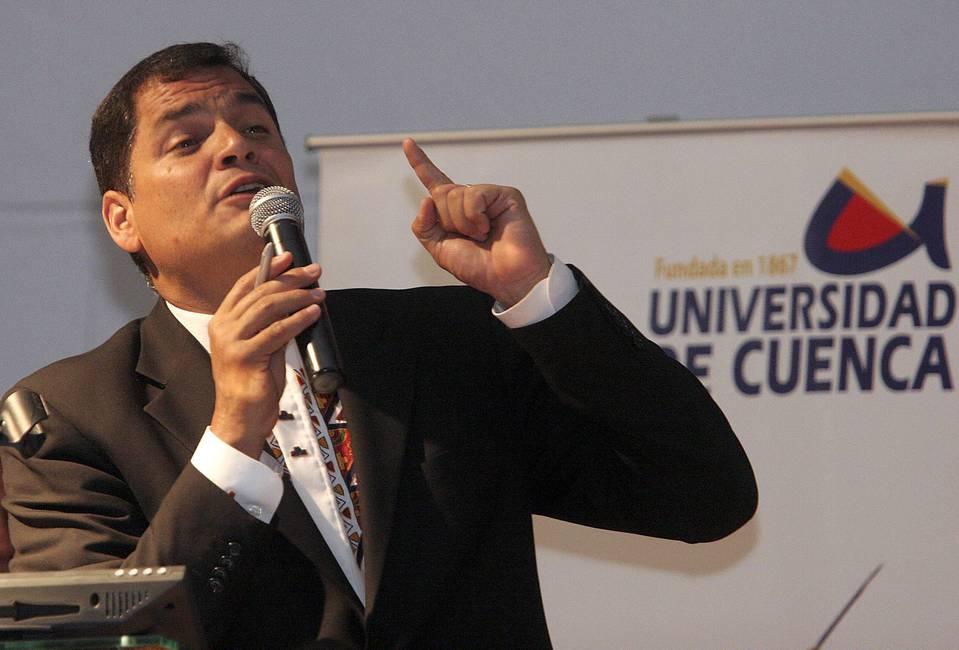 Política universitaria: espejo político del correísmo