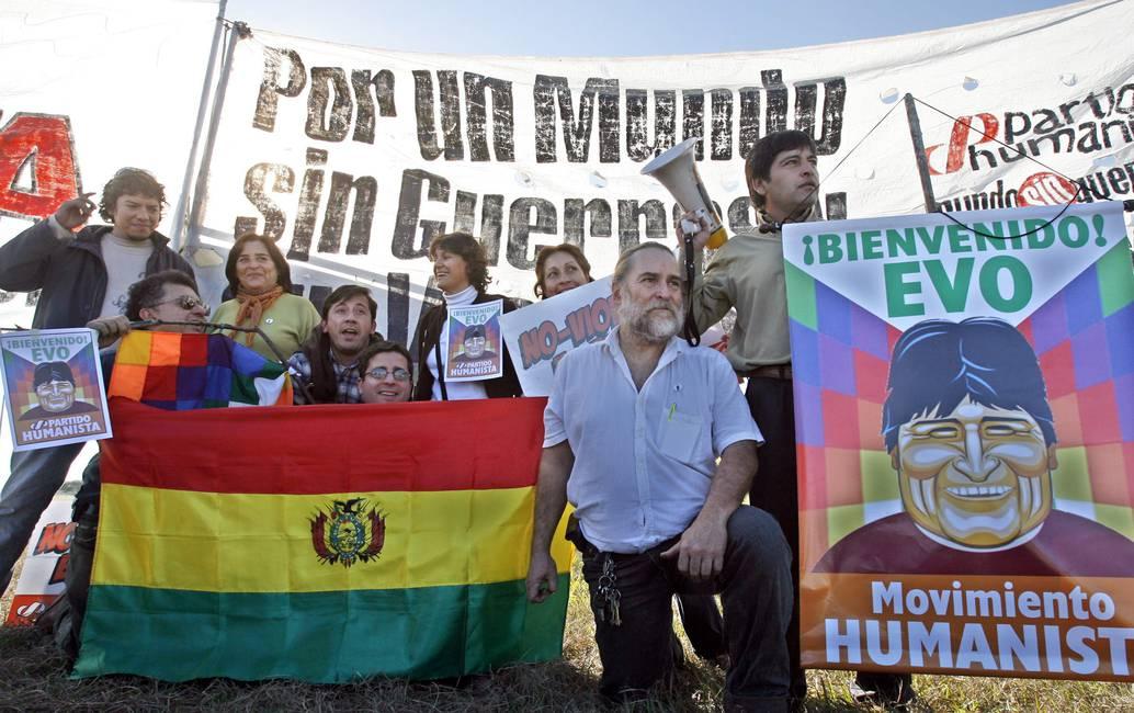 Bolivia mira hacia el sur  El ingreso al Mercosur y la política exterior de Evo Morales