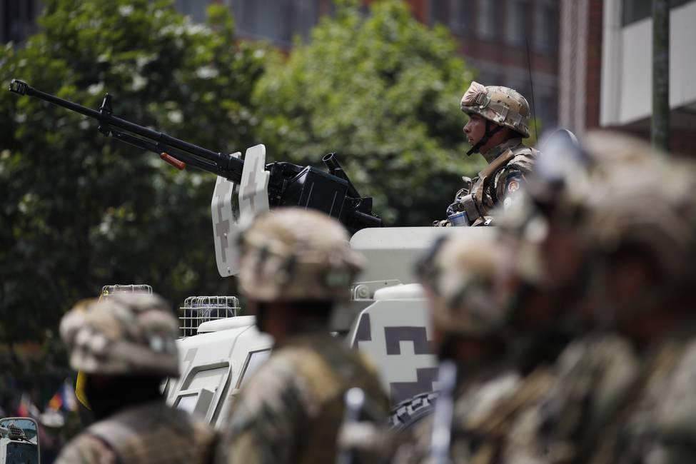 La tentación militar en América Latina