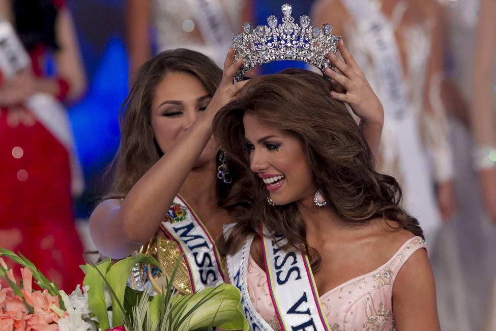 Miss Venezuela, la cara bonita de la decadencia