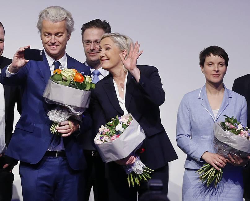 El giro medioambiental de la extrema derecha europea