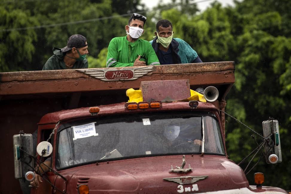 Cuba, la pandemia y las FAR
