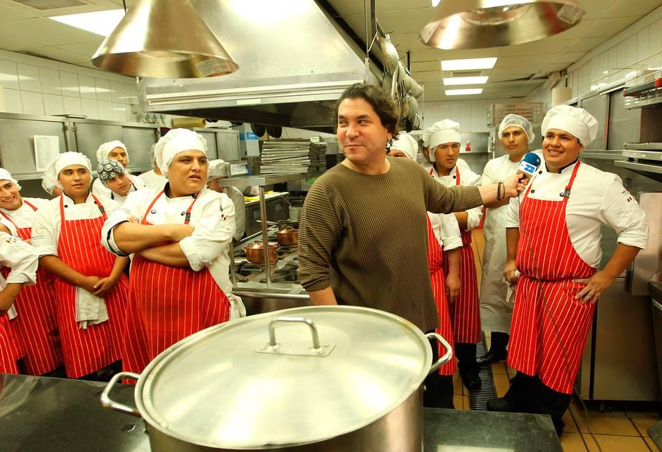 De cómo un país prefiere un cocinero a un presidente