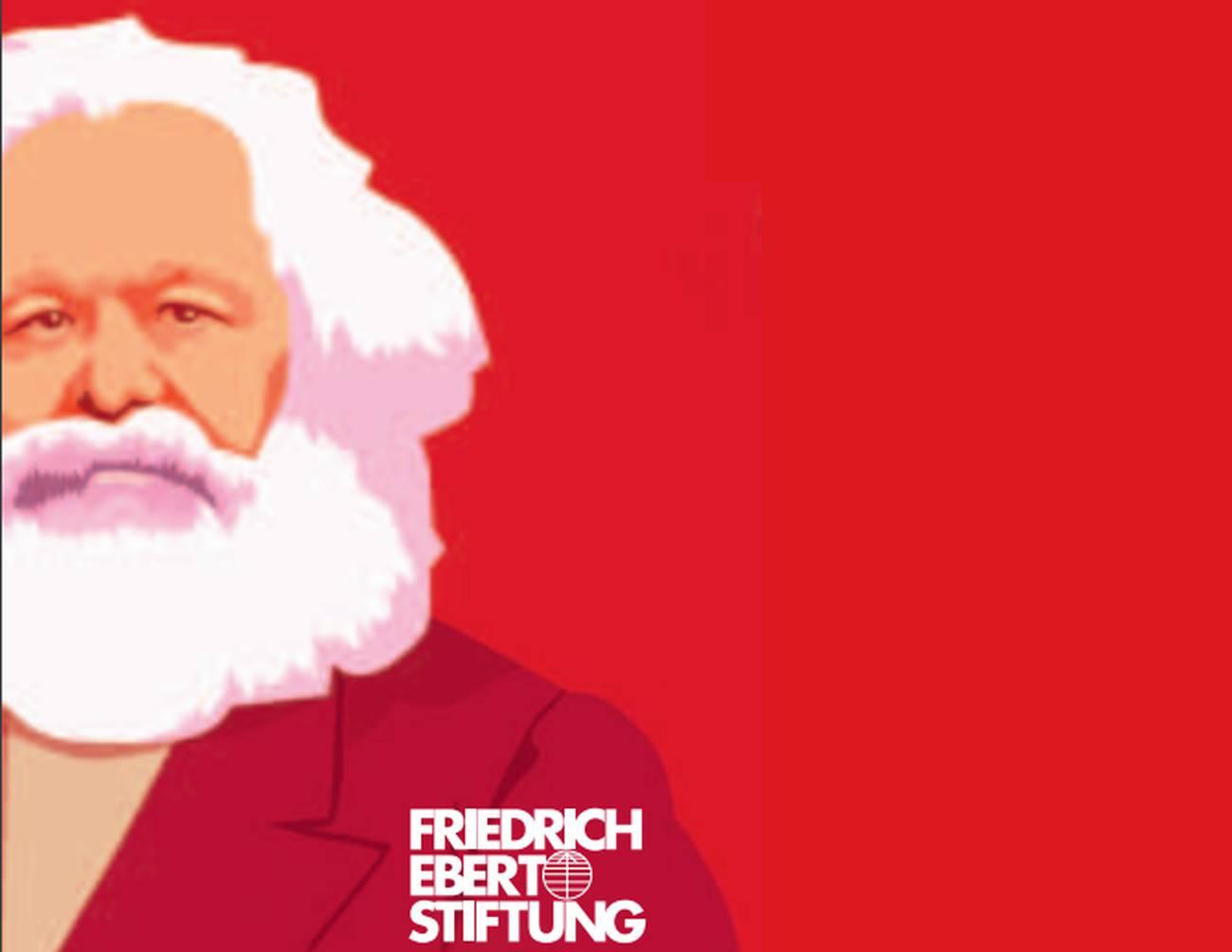 De Tréveris al mundo  La FES en el 200º aniversario de Karl Marx