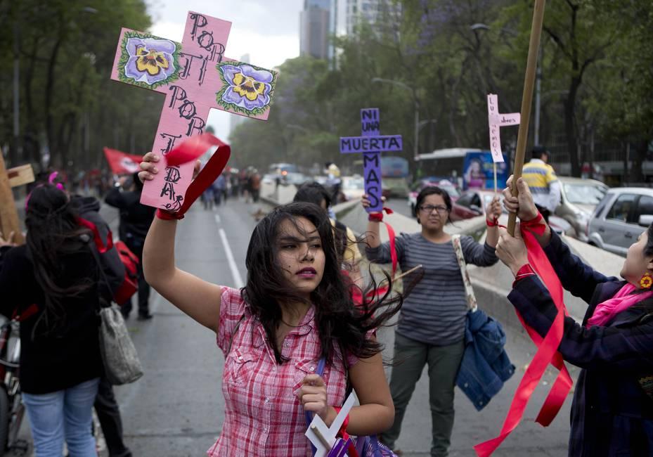 Las luchas feministas y la reacción conservadora  Entrevista a Erika Guevara Rosas