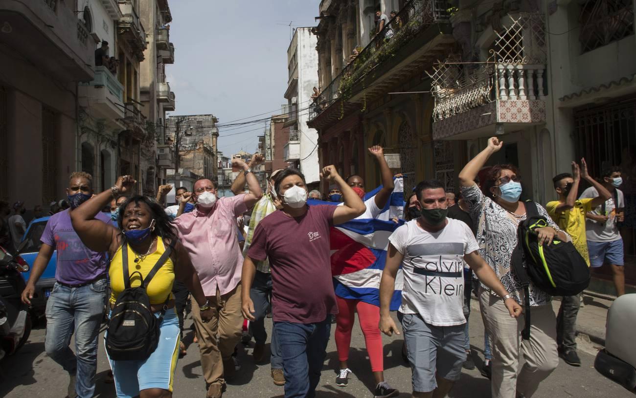 Cuba: el estallido social como crimen político