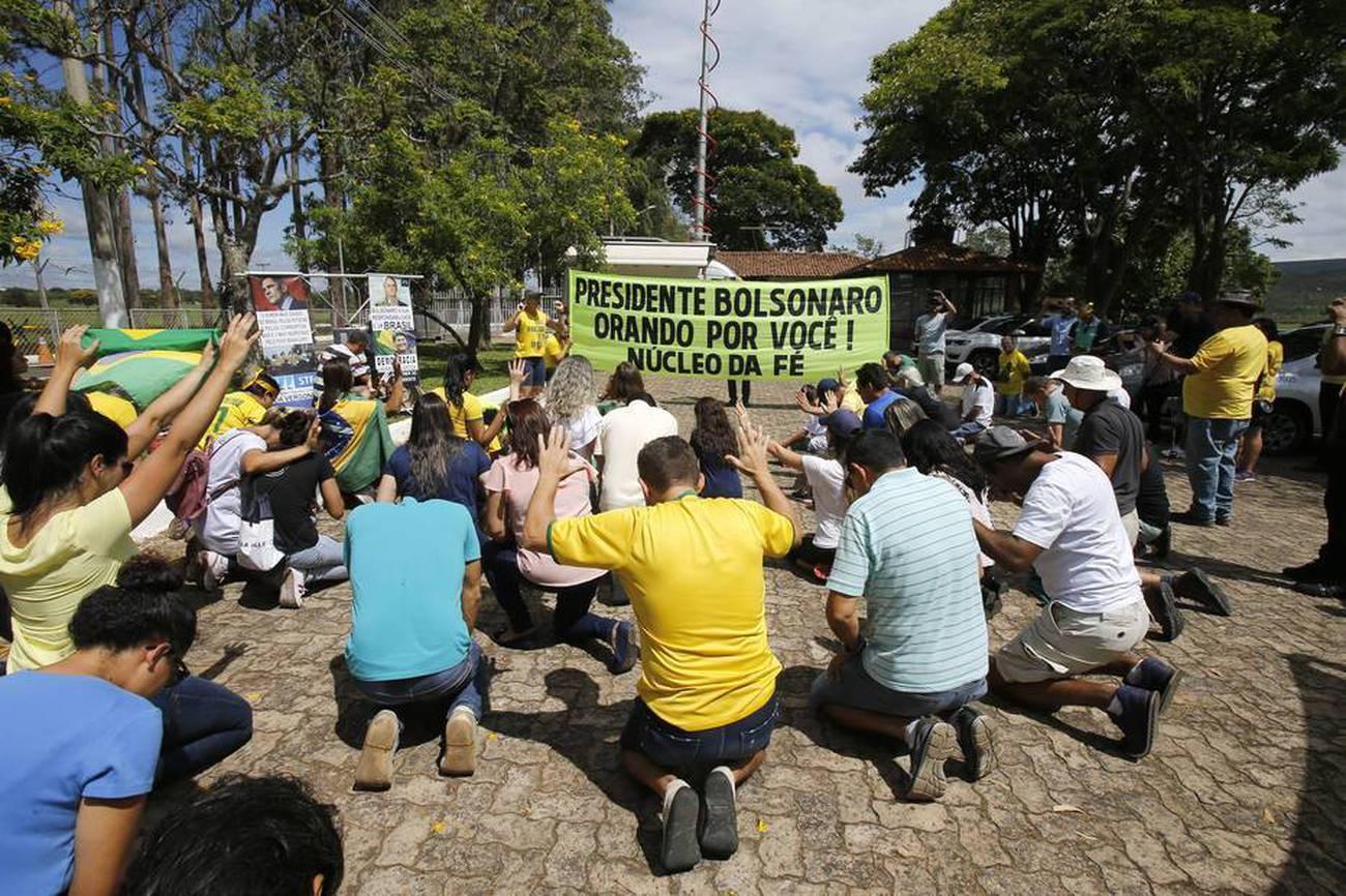Los evangélicos y el hermano Bolsonaro