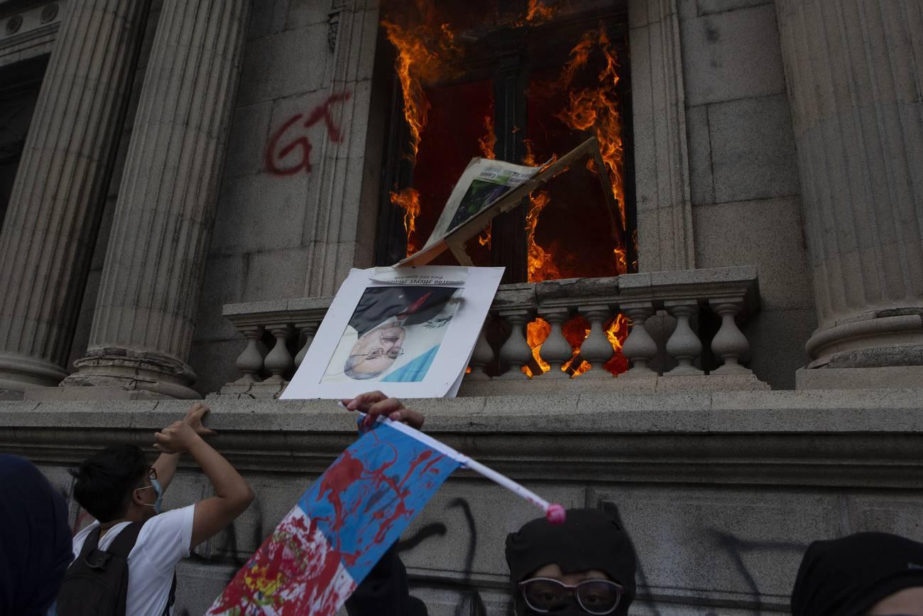 Guatemala: ¿después del fuego, qué?