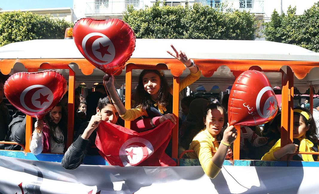 Los vaivenes de la primavera tunecina