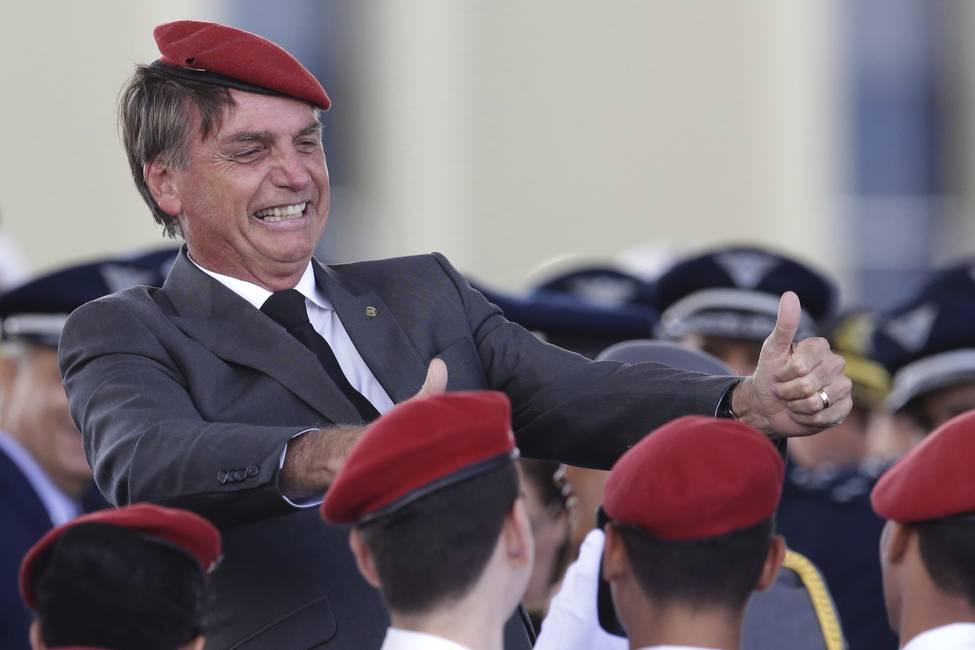 Brasil contra su futuro