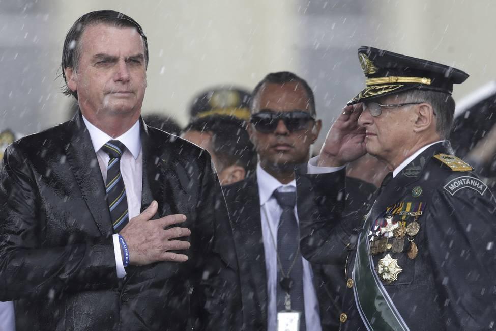 Bolsonaro y el mito del presidente «antiestablishment»