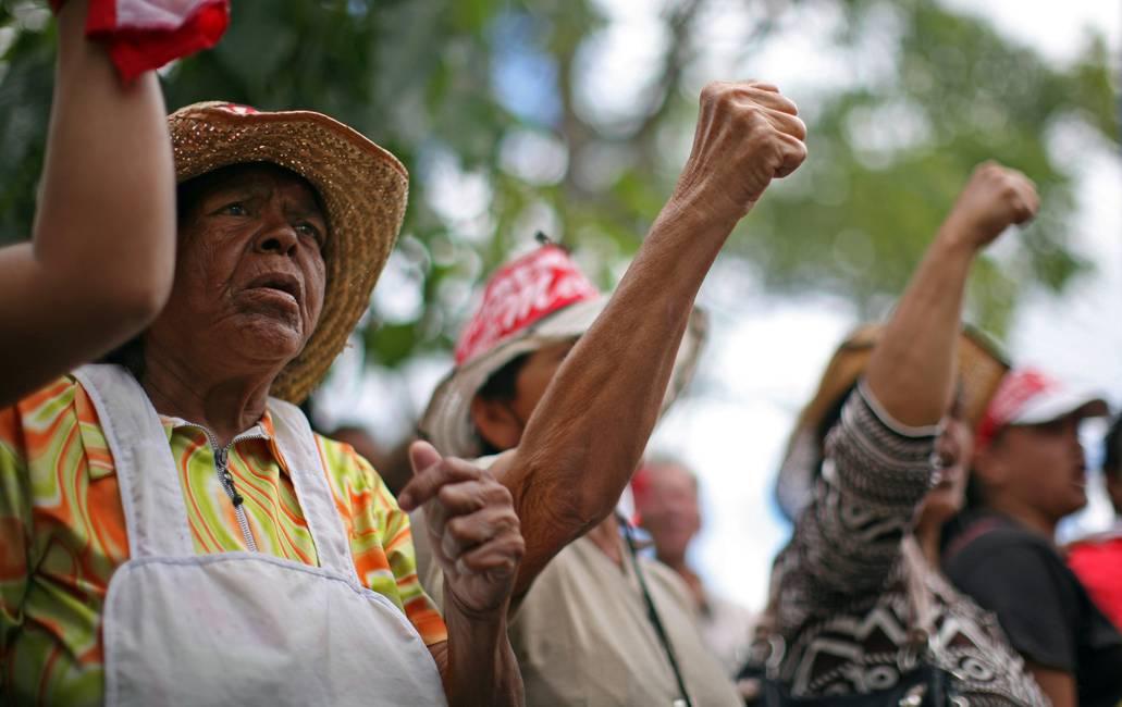 Honduras: un valle de lágrimas y de resistencias